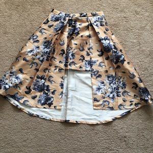 Windsor skirt